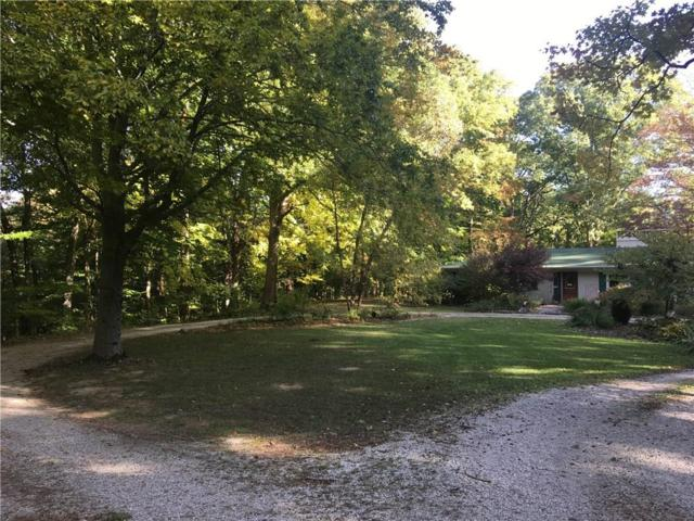 1015 N Lincoln Hill Lane, Martinsville, IN 46151 (MLS #21618482) :: The Indy Property Source