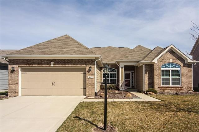 6177 Silver Maple Way, Zionsville, IN 46077 (MLS #21618523) :: The Evelo Team