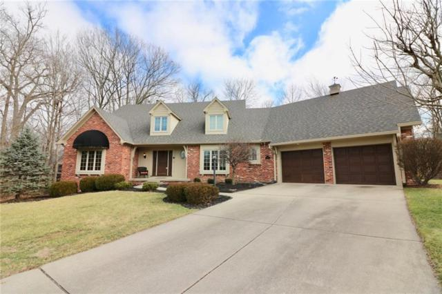 8181 Hunters Cove Court, Indianapolis, IN 46236 (MLS #21618529) :: Mike Price Realty Team - RE/MAX Centerstone