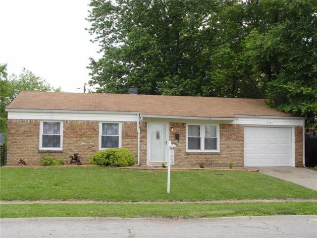 2644 N Devon Avenue, Indianapolis, IN 46219 (MLS #21618530) :: The ORR Home Selling Team