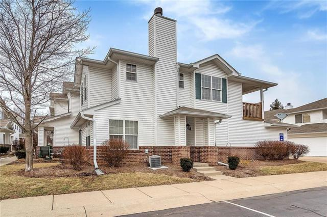 4950 Potomac Square Way #1, Indianapolis, IN 46268 (MLS #21618532) :: Mike Price Realty Team - RE/MAX Centerstone