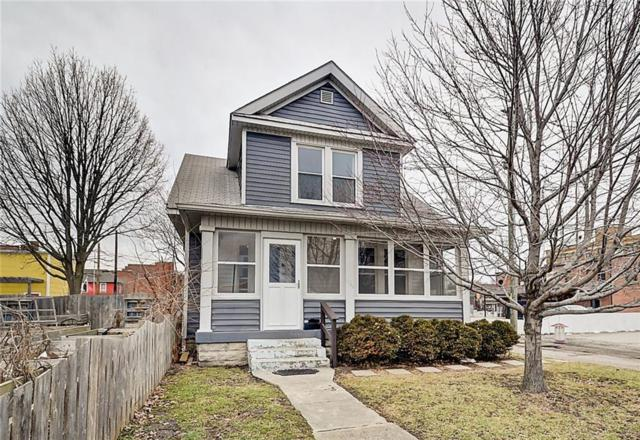1028 E Morris Street, Indianapolis, IN 46203 (MLS #21618546) :: HergGroup Indianapolis