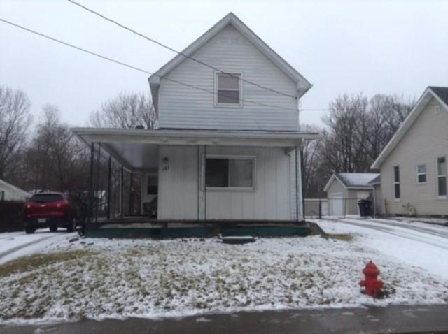 141 N 8th Street, Middletown, IN 47356 (MLS #21618576) :: The ORR Home Selling Team