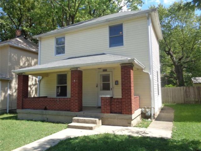 1305 N Tuxedo Street, Indianapolis, IN 46201 (MLS #21618608) :: AR/haus Group Realty