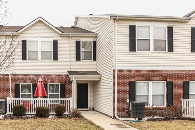 12175 Bubbling Brook Drive #1000, Fishers, IN 46038 (MLS #21618620) :: Richwine Elite Group