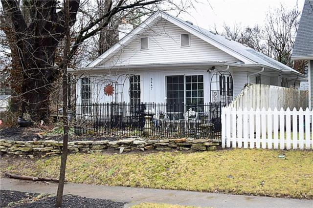5447 Guilford Avenue, Indianapolis, IN 46220 (MLS #21618624) :: FC Tucker Company
