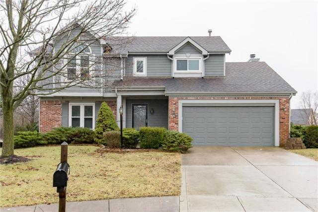 10559 Marlin Court, Indianapolis, IN 46256 (MLS #21618631) :: FC Tucker Company
