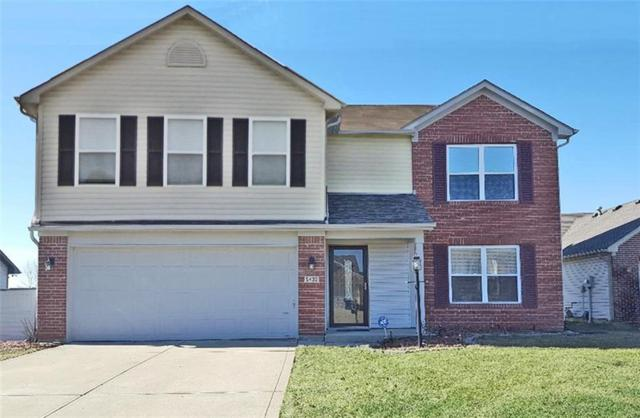 5432 Black Bear Circle, Indianapolis, IN 46239 (MLS #21618636) :: The ORR Home Selling Team