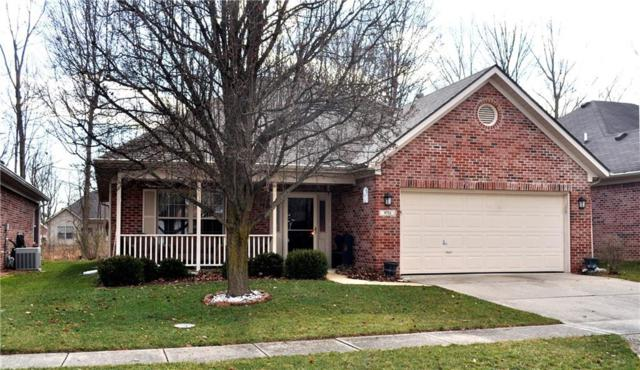 9711 Woodsong Lane, Indianapolis, IN 46229 (MLS #21618638) :: Mike Price Realty Team - RE/MAX Centerstone