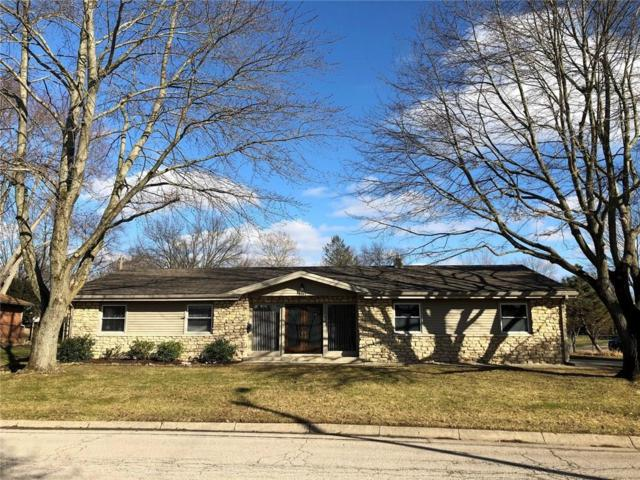 3201 Beech Drive, Columbus, IN 47203 (MLS #21618650) :: The ORR Home Selling Team