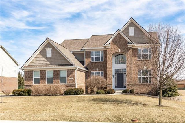 2991 Stone Creek Drive, Zionsville, IN 46077 (MLS #21618664) :: The ORR Home Selling Team