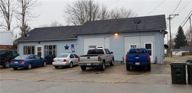 9 E Mill Street, Carthage, IN 46115 (MLS #21618666) :: Mike Price Realty Team - RE/MAX Centerstone