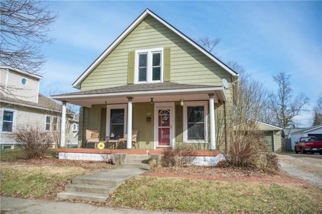 487 Walnut Street, Franklin, IN 46131 (MLS #21618667) :: The Indy Property Source