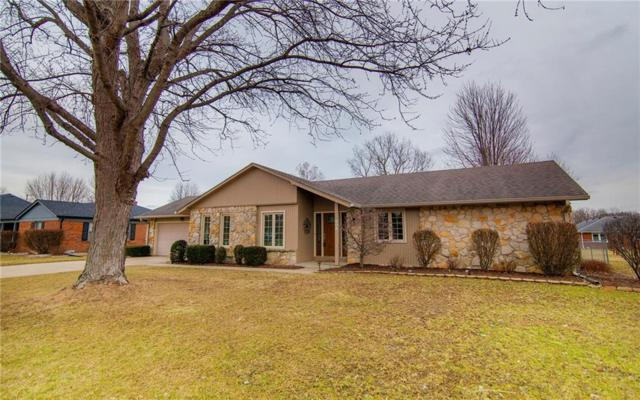 808 Eastgate Drive, Anderson, IN 46012 (MLS #21618669) :: Mike Price Realty Team - RE/MAX Centerstone