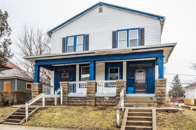 209 N Randolph Street, Indianapolis, IN 46201 (MLS #21618685) :: Mike Price Realty Team - RE/MAX Centerstone