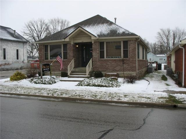 221 E Main Street, Brownsburg, IN 46112 (MLS #21618688) :: Urhome Group