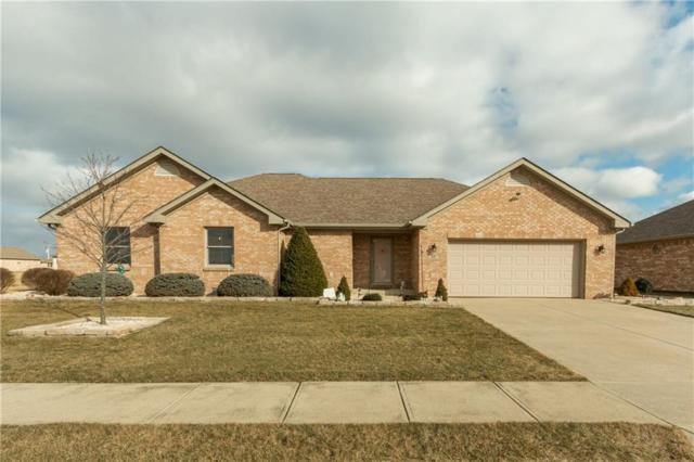 3717 Bellmore Drive, Brownsburg, IN 46112 (MLS #21618706) :: David Brenton's Team