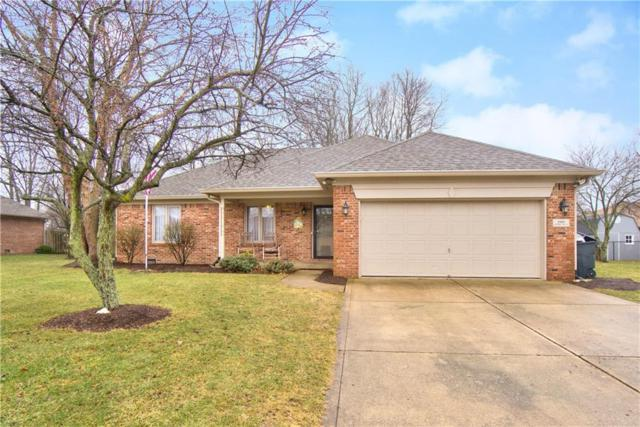 1325 Renee Drive, Plainfield, IN 46168 (MLS #21618712) :: The Indy Property Source