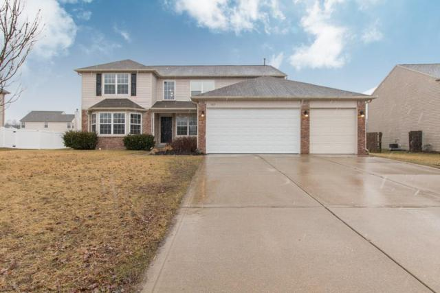 1415 Snead Circle, Avon, IN 46123 (MLS #21618719) :: Mike Price Realty Team - RE/MAX Centerstone