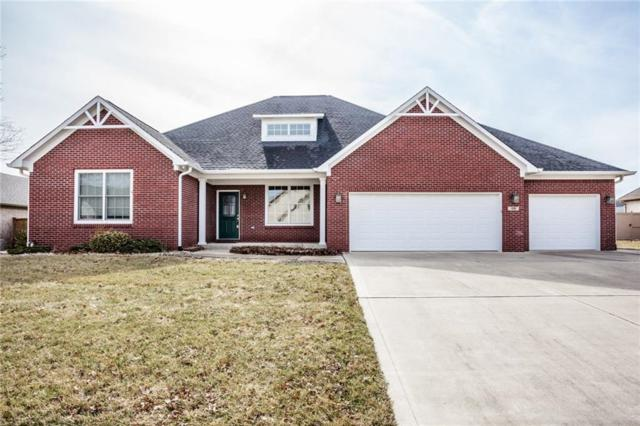 1019 White Oak Drive, Plainfield, IN 46168 (MLS #21618725) :: Mike Price Realty Team - RE/MAX Centerstone