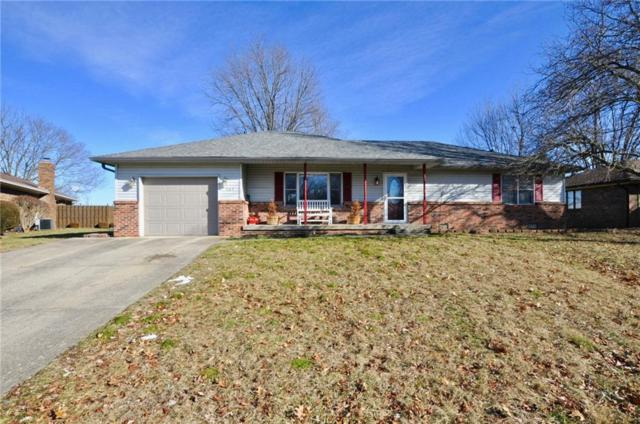 585 Pelenor Drive, Franklin, IN 46131 (MLS #21618730) :: The Indy Property Source