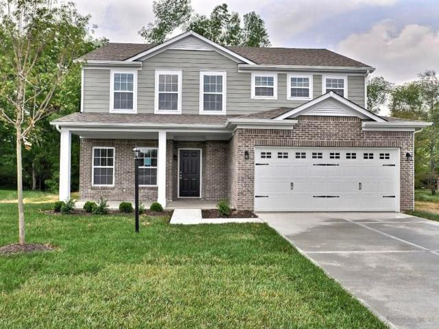 6205 (Lot 37) N Lawrence Lane, Ellettsville, IN 47429 (MLS #21618740) :: The ORR Home Selling Team