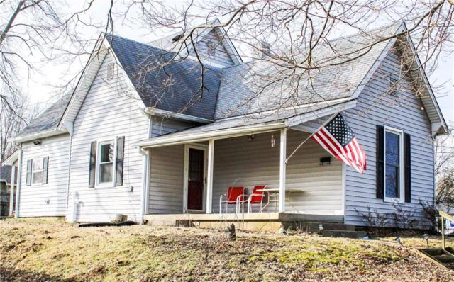 620 S Main Street, Franklin, IN 46131 (MLS #21618745) :: The Indy Property Source