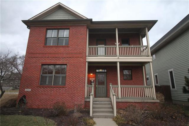 814 E 15TH Street, Indianapolis, IN 46202 (MLS #21618769) :: Urhome Group