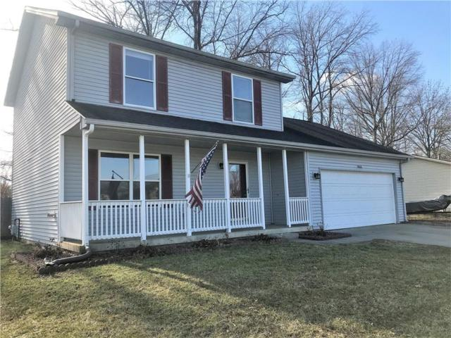 5066 Finchbrook Drive, Columbus, IN 47201 (MLS #21618774) :: The Evelo Team