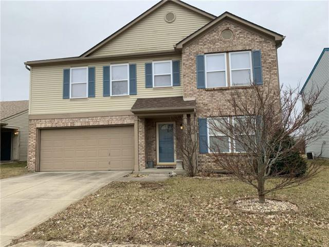9191 Amberleigh Drive, Plainfield, IN 46168 (MLS #21618797) :: Mike Price Realty Team - RE/MAX Centerstone