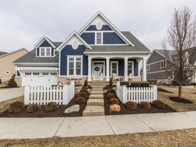 15715 Bethpage Trail, Carmel, IN 46033 (MLS #21618806) :: The ORR Home Selling Team