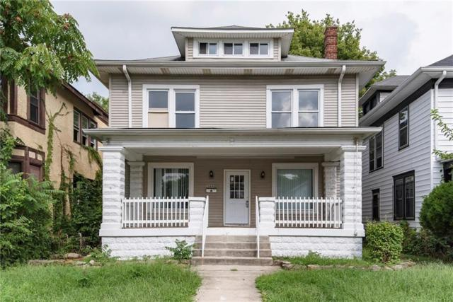 2849 N Capitol Avenue, Indianapolis, IN 46208 (MLS #21618826) :: AR/haus Group Realty