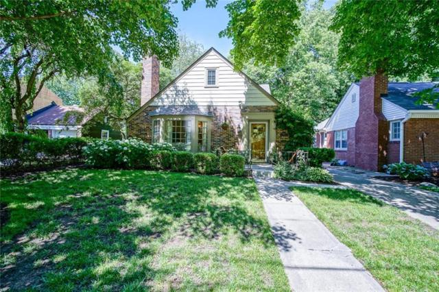 4620 Boulevard Place, Indianapolis, IN 46208 (MLS #21618831) :: Mike Price Realty Team - RE/MAX Centerstone
