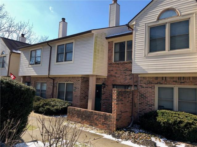 9449 Maple Way #38, Indianapolis, IN 46268 (MLS #21618839) :: Richwine Elite Group