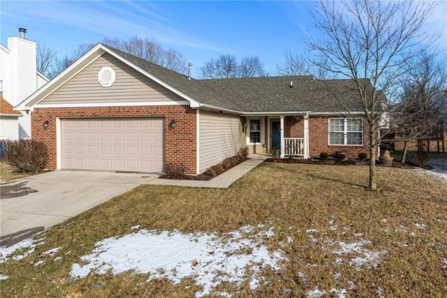 12943 Turnham Drive, Fishers, IN 46038 (MLS #21618851) :: The ORR Home Selling Team