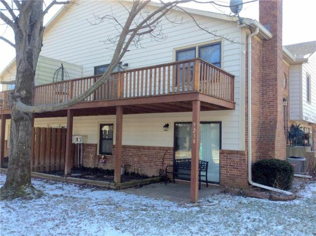9238 Cinnebar Drive, Indianapolis, IN 46268 (MLS #21618853) :: The Evelo Team