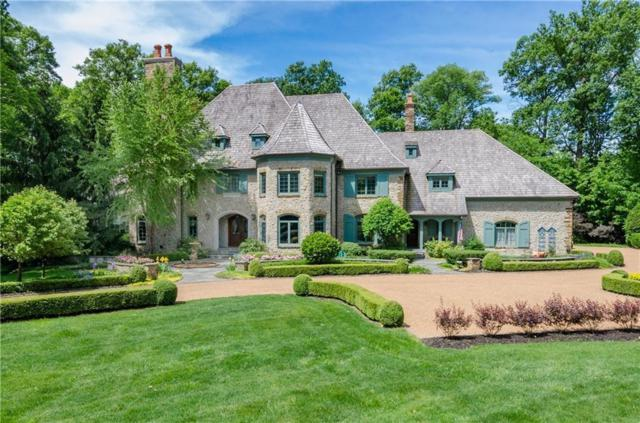 10810 Club Point Drive, Fishers, IN 46037 (MLS #21618864) :: Richwine Elite Group