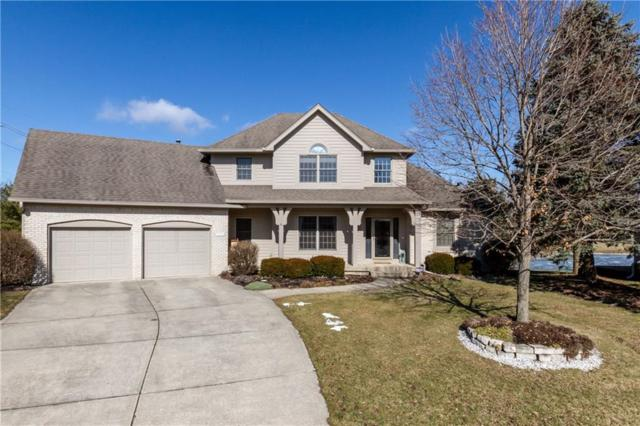 11016 Turfgrass Way, Indianapolis, IN 46236 (MLS #21618875) :: The Evelo Team