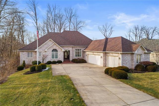 9218 Treasure Point, Indianapolis, IN 46236 (MLS #21618876) :: Mike Price Realty Team - RE/MAX Centerstone
