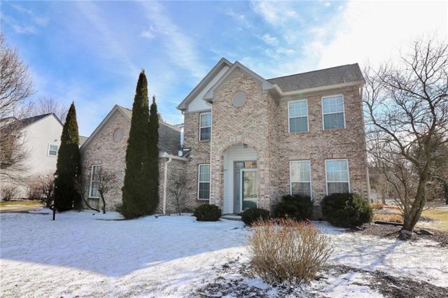 115 W Columbine Lane, Westfield, IN 46074 (MLS #21618889) :: The ORR Home Selling Team