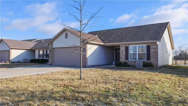 5511 Wood Hollow Drive, Indianapolis, IN 46239 (MLS #21618931) :: Mike Price Realty Team - RE/MAX Centerstone