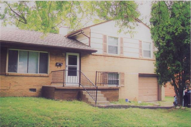 6107 E 40th Street, Indianapolis, IN 46226 (MLS #21618958) :: The ORR Home Selling Team