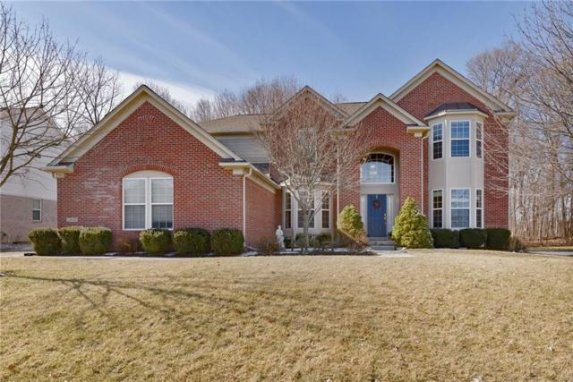 14034 Wildcat Drive, Carmel, IN 46033 (MLS #21618965) :: The Evelo Team