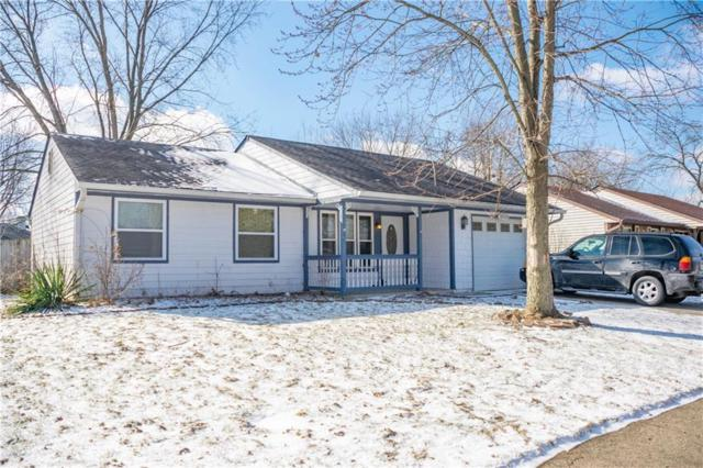 10513 Tanoan Lane, Indianapolis, IN 46235 (MLS #21618979) :: Mike Price Realty Team - RE/MAX Centerstone