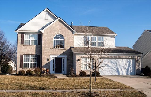 5860 Sandalwood Drive, Carmel, IN 46033 (MLS #21618984) :: Mike Price Realty Team - RE/MAX Centerstone