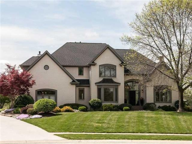 12401 Brooks Crossing, Fishers, IN 46037 (MLS #21618995) :: Mike Price Realty Team - RE/MAX Centerstone