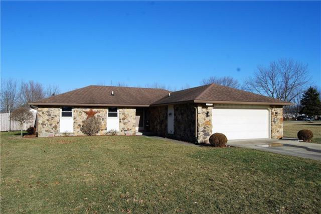 2018 Wagon Wheel Court, Anderson, IN 46017 (MLS #21619001) :: The ORR Home Selling Team