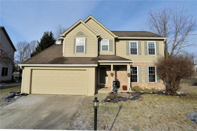 10214 Seagrave Drive, Fishers, IN 46037 (MLS #21619010) :: Mike Price Realty Team - RE/MAX Centerstone