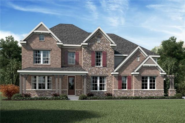 4710 Kettering Place, Zionsville, IN 46077 (MLS #21619015) :: The ORR Home Selling Team