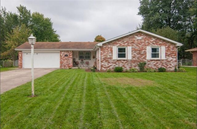 1709 E 47th Street, Anderson, IN 46013 (MLS #21619022) :: The Evelo Team